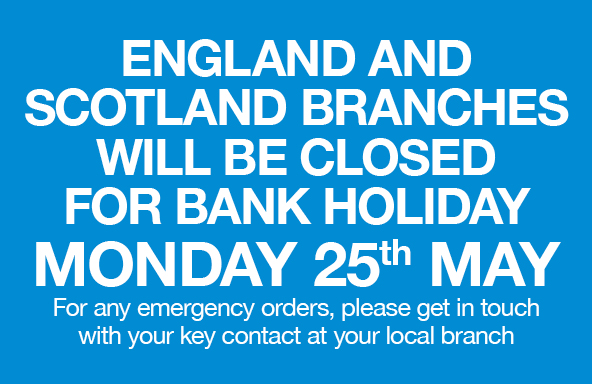 Bank Holiday Closures