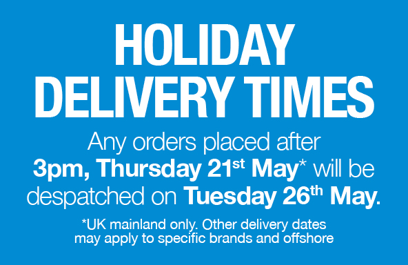 Holiday Delivery Times