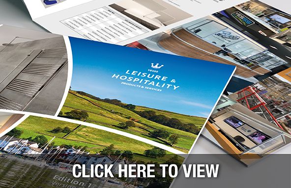 Leisure and Hospitality Brochure