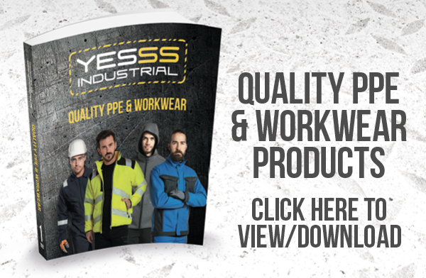 Download the YESSS Industrial Workwear & PPE Catalogue