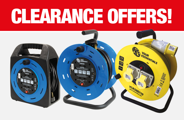 Cable Reels Clearance Offers