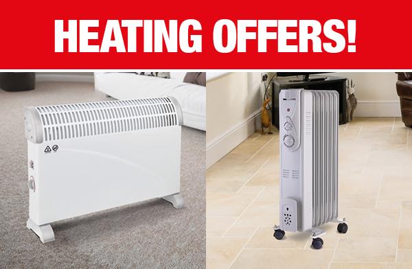 Indoor Heating Special Offers