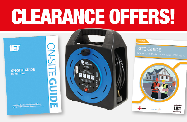 Books and Reels Clearance Offers