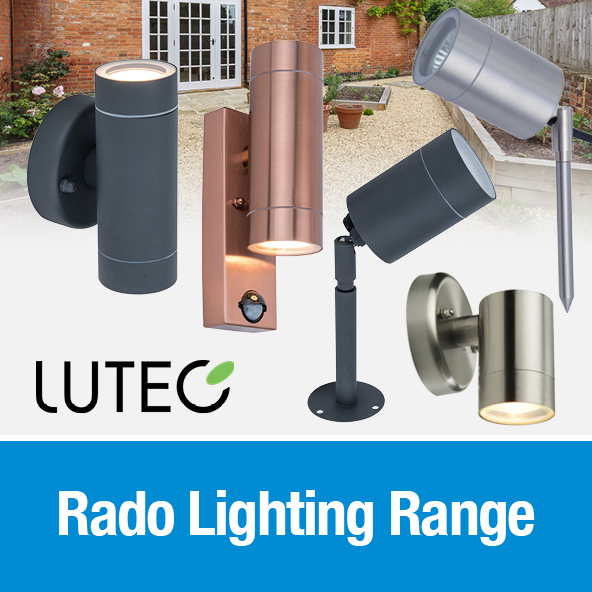 Lutec Rado Range at YESSS
