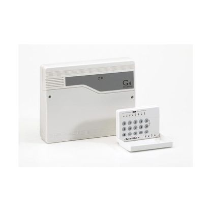 Picture of Accenta Mini GEN4 8 Zone Alarm Panel with LED Keypad