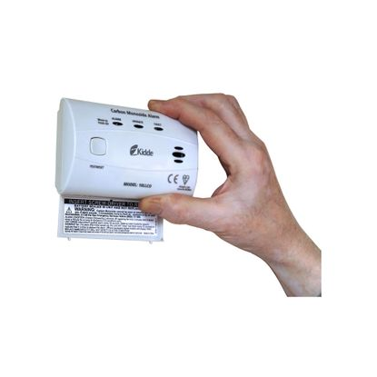 Picture of 10 Year Long Life Battery Powered Carbon Monoxide (CO) Alarm