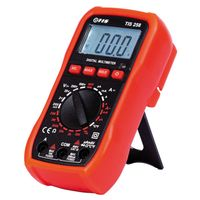 Show details for  Digital Multimeter with Temperature