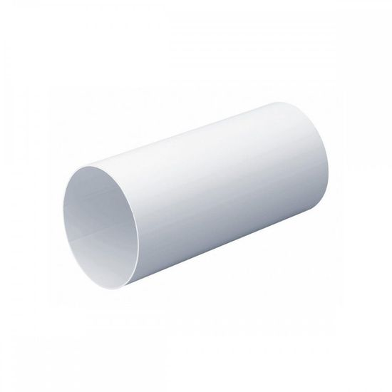 Picture of EasiPipe 1m Rigid Duct Length (100mm) - White