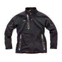 Show details for  Pro Softshell (Black) - X Large