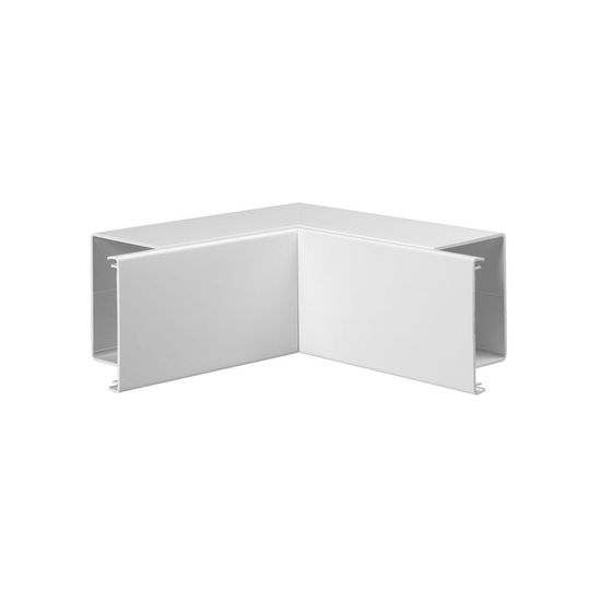 Picture of 75mm x 75mm TRK Trunking Internal Angle - White