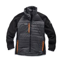 Show details for  Expedition Thermo Softshell Jacket - X Large