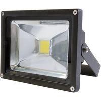 Show details for  Floodlight LED 20W 5000K 1700Lm IP65 Housing V2 - Black