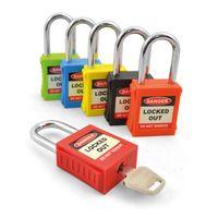 Show details for  Safety Lockout Padlocks - Blue (each)