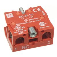 Show details for  N/C Collar Mounting Contact