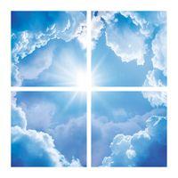 Show details for  Sky Scene LED Panel Light, 4 x 30W, 2 x 2 (600 x 600 Panel), Sky Ceiling, IP20