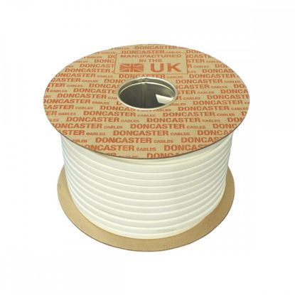 Picture of H6242B 2.5mm² LSNH Twin and Earth Cable White (100m Drum)