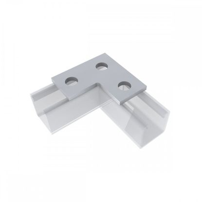 Picture of 3 Hole L Bracket