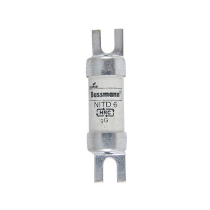 Picture of 16A Offset Bolted Tag HRC Fuse (14mm x 55mm)