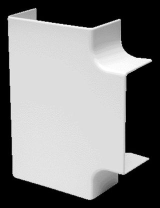 Picture of Juno Trunking Flat Tee - White