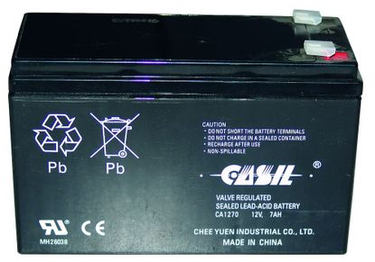 Picture of 12V 7Ah Battery