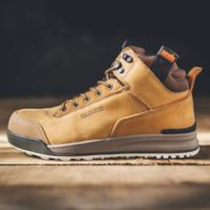 Picture of Size 11 Switchback Lightweight Safety Boot [Tan]