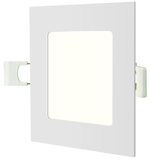 Picture of Panel Light Recessed Square 6Watt 6000K 350Lm 105mm Cutout - White