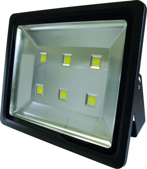 Picture of Floodlight LED 300W 5000K 26500Lm IP65 Housing V2 - Black