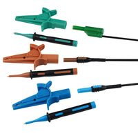 Show details for  3 Wire Non-Fused Distribution Board Universal G7 Test Leads