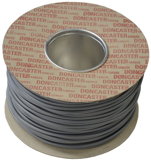 Picture of 6491B 6mm² LSNH Single Core Cable Grey (100m Drum)