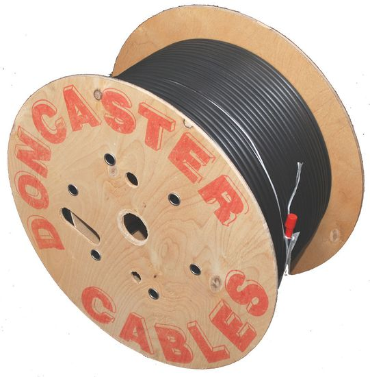 Picture of H6943X Steel Wire Armoured Cable, 10mm², 3 Core, PVC, Black