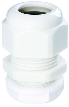 Picture of Dome Top Gland (13 - 18mm) - White [Pack of 10]