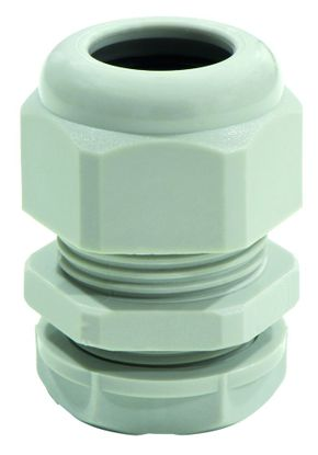 Picture of Dome Top Gland (13 - 18mm) - Grey [Pack of 10]