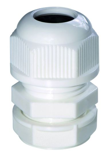 Picture of Dome Top Gland (10 - 14mm) - White [Pack of 10]