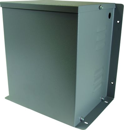 Picture of Metal Clad Wall/Floor Mount Transformer 1.5kVA Int (0.75kVA Cont) Internal Hard Wire 0.5 to 6.0mm sq