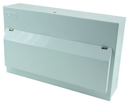 Picture of 100A Split Load Consumer Unit, 12 Ways, 2 x 80A RCD, IP20