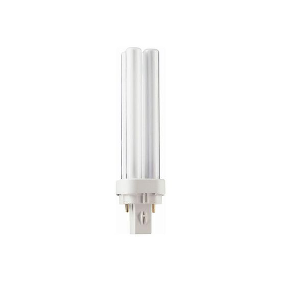 Picture of Compact Fluorescent Plug-In Biax T/E Longlast 4 Pin Amalgam Ext. Starter 32W 830 Gx24Q-3