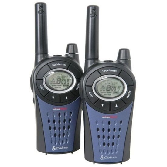 Picture of 12km Lightweight Walkie Talkie Radio with Mains Charger