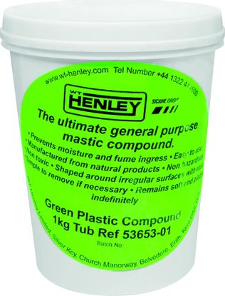 Picture of 1kg Plastic Sealing Compound
