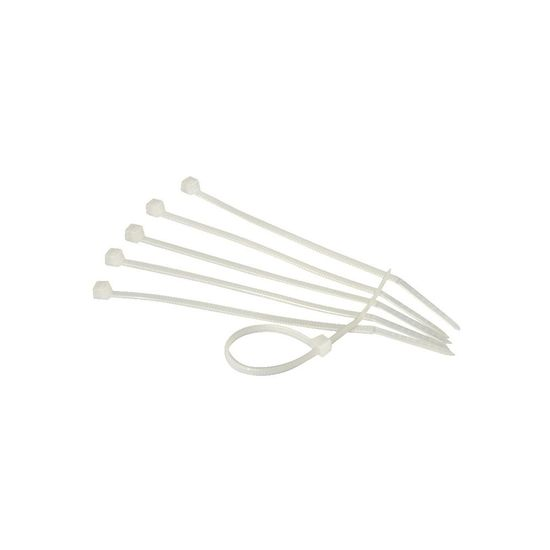Picture of Cable Ties (180 x 3.6mm) - Natural [Pack of 100]