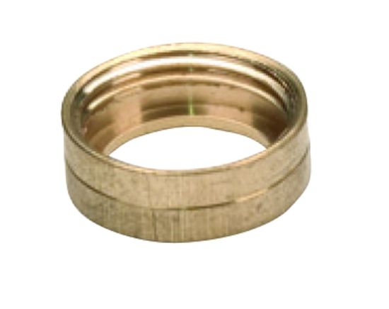 "Picture of 1 1/2"" Female Brass Bush"