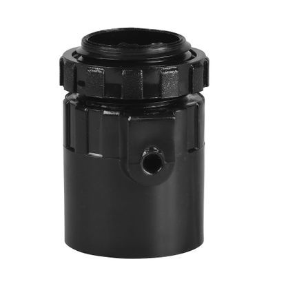 Picture of 20mm Male Adaptor with Lockring - Black
