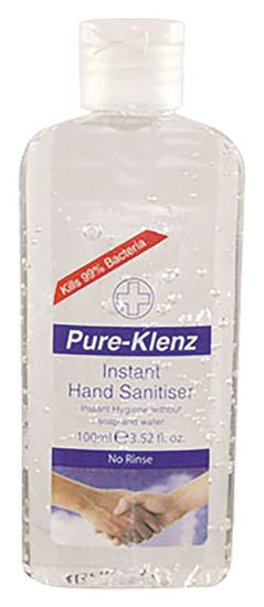 Picture of Osily Pure-Klenz Hand Sanitiser Gel - 100ml