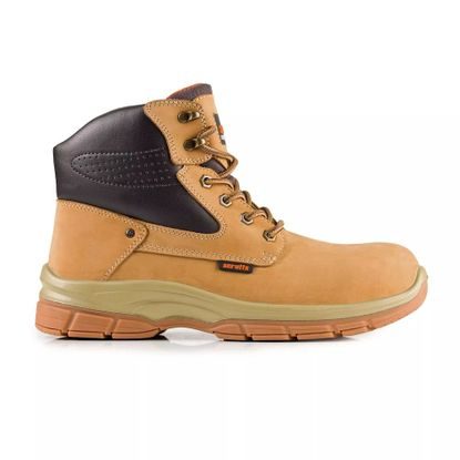Picture of Size 10 Hatton Safety Boot [Tan]