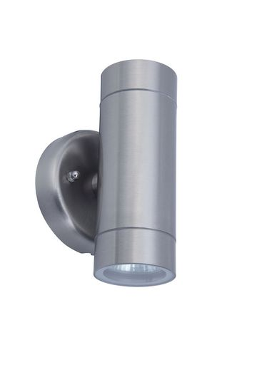 Picture of Rado Wall Light, 2 x GU10, Stainless Steel
