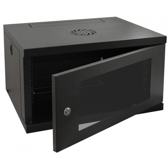 Picture of Wall Cabinet 9u 450mm Black