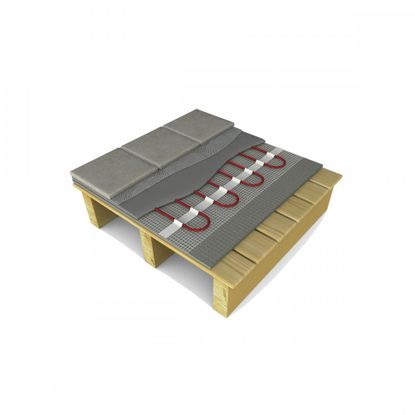 Picture of 10m² 1500W 230V Underfloor Heating Mat