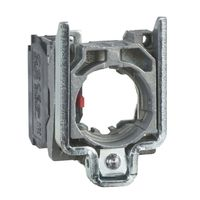 Show details for  Single Contact Block with Body/Fixing Collar 1NO Screw Clamp Terminal