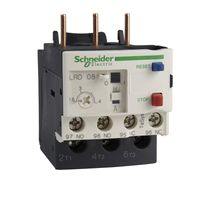 Show details for  4-6 Amp 3 Pole Thermal Overload Relay