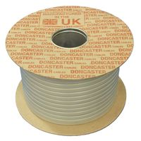 Show details for  H6242Y Twin and Earth Cable, 2.5mm² PVC, Grey (25m Drum)