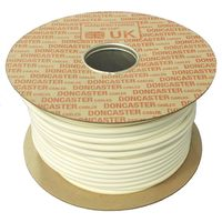 Show details for  Multiuse Cable, 1.5mm², 2 Core + Earth, LSNH, White (100m Drum)